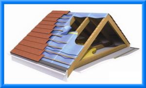 Конденсат на крыше из профнастила