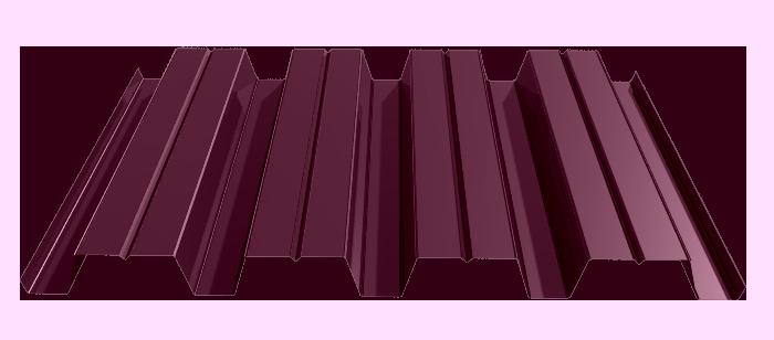 Профнастил H60