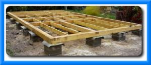 Основные этапы сооружения фундамента