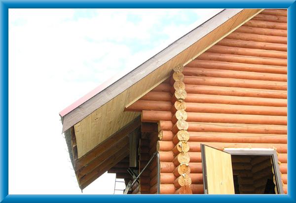 назначение и устройство карниза крыши